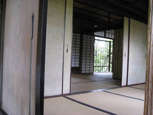 日本風の代表的建築